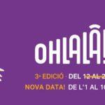 """APLAZADO – Festival Ohlalà! – """"Adam"""""""