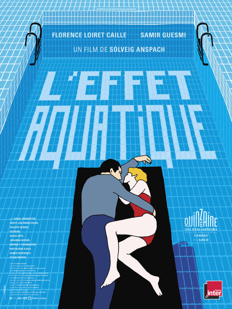 L'effet aquatique (El efecto acuático) de Solveig Anspach y Jean-Luc Gaget, 2016
