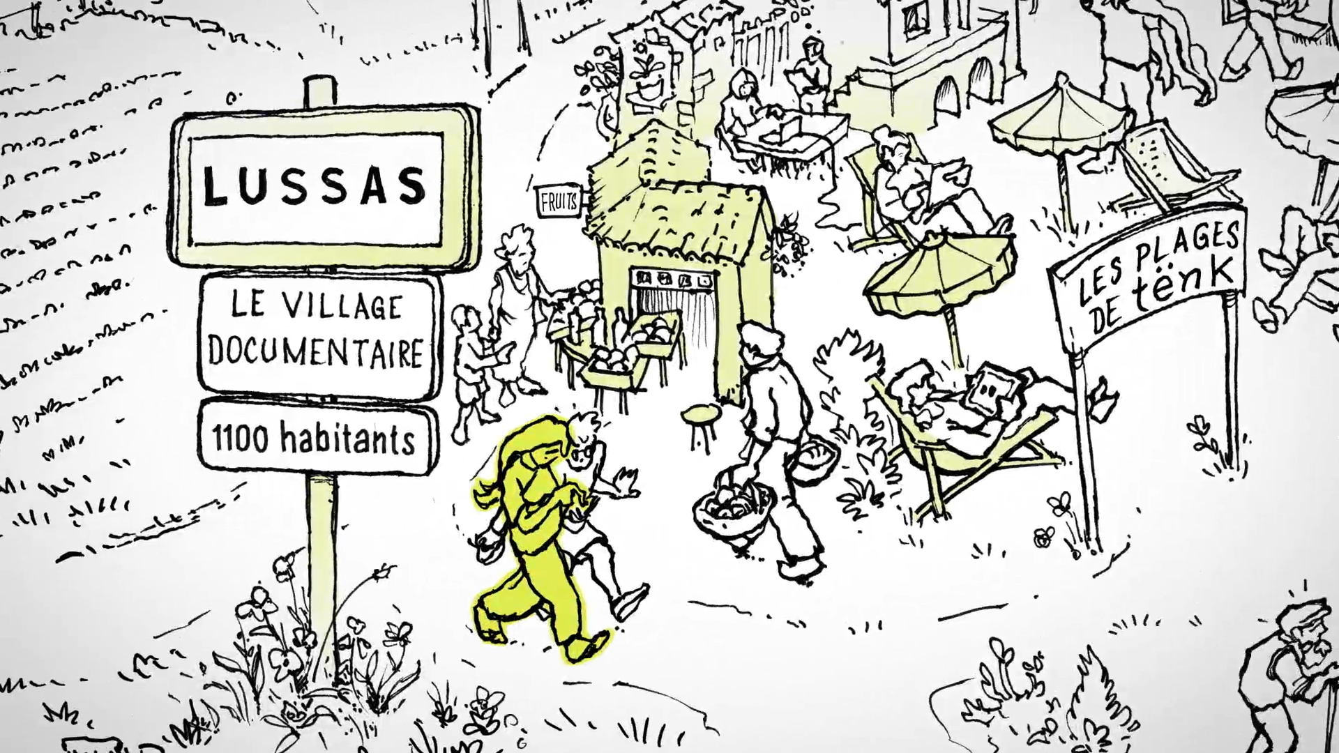 village claire simon zinebi institut français bilbao