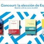 4ª edición del Premio Goncourt