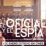Mk2: EL OFICIAL Y EL ESPÍA de Roman Polanski