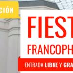 EVENTO PÚBLICO: FIESTA FRANCÓFONA