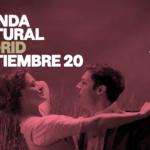 Agenda cultural de septiembre