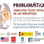 XI Jornada Internacional de Experiencias Bibliotecarias