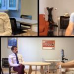 Entrevista en «Entre las páginas» sobre nuestros cursos de francés