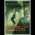 Un condenado a muerte se ha escapado (Robert Bresson)
