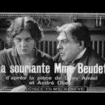La souriante Madame Beudet, de Germaine Dulac