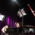 """Recital, segundo concierto del ciclo """"Música para el reencuentro"""" del Conservatorio  Teresa Berganza"""