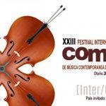 Francia, país invitado del Festival Internacional de Música Contemporánea