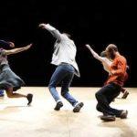 Yoann Bourgeois/Centre Chorégraphique National de Grenoble – «Celui qui tombe»