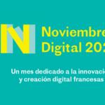 Noviembre Digital 2020 – PROGRAMA