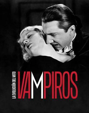 Béla Lugosi y Helen Chandler en Drácula de Tod Browning, 1931. Universal Pictures / WolfTracerArchive / Photo12 / agefotostock. Imagen de Béla Lugosi reproducida con el permiso de Lugosi Estate (www.belalugosi.com)