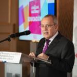 Exmo.Sr embajador de Francia Jean-Michel Casa