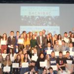 Entrega de diplomas bachibac