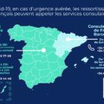Stages étudiants français en Espagne / COVID-19