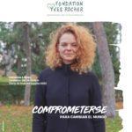 Convocatoria Premio Tierra de Mujeres 2020-21 Fundación Yves Rocher