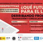 JORNADA PROFESIONAL, TRADUCCIÓN DEL LIBRO