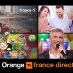 ¡La televisión francesa llega a tu casa gracias a Orange!