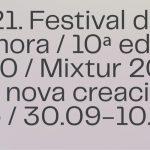 Festival de nueva creación sonora – Mixtur 2021