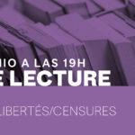Club de lecture insolite – versión online